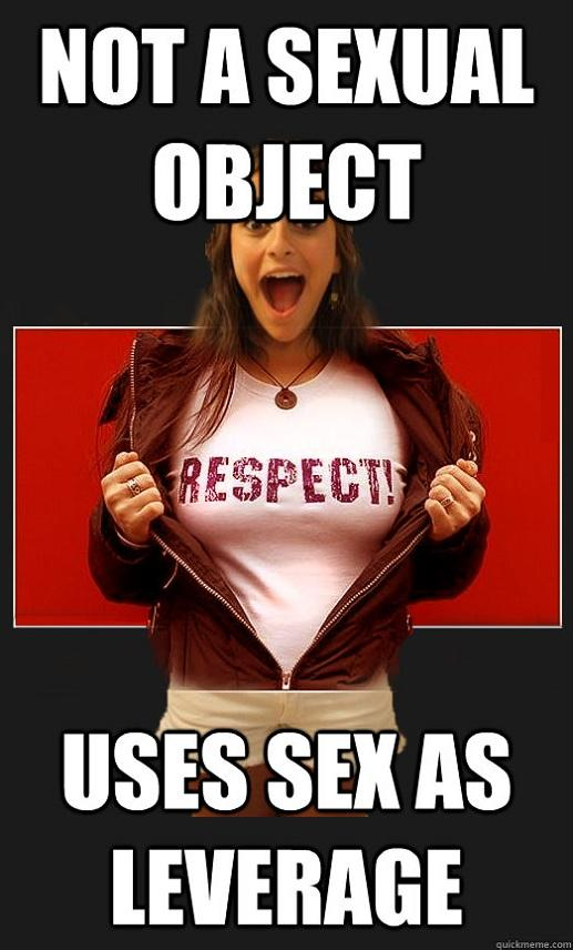 Women Logic on Respect