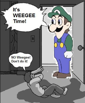 It's Weegee Time