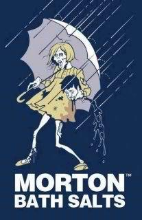 Morton's Zombie Girl