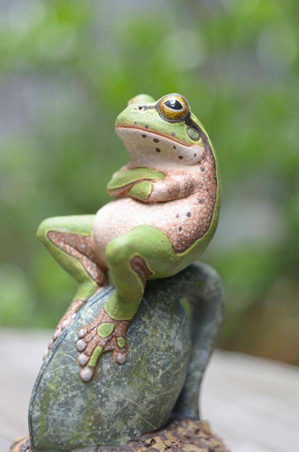 Frog and No Fucks