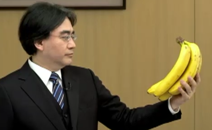 Iwata close up