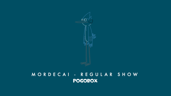 Mordecai - Regular Show