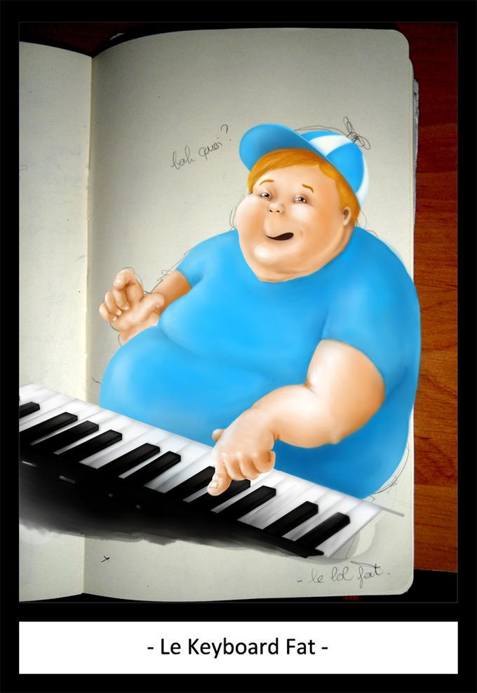 Keyboard Fat