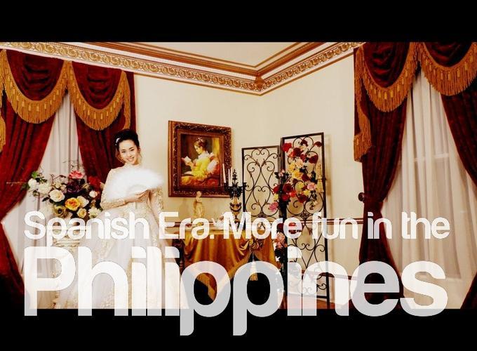 Spanish Era. More Fun in the Philippines