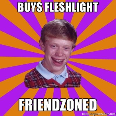 Unlucky Brian Strikes Again.