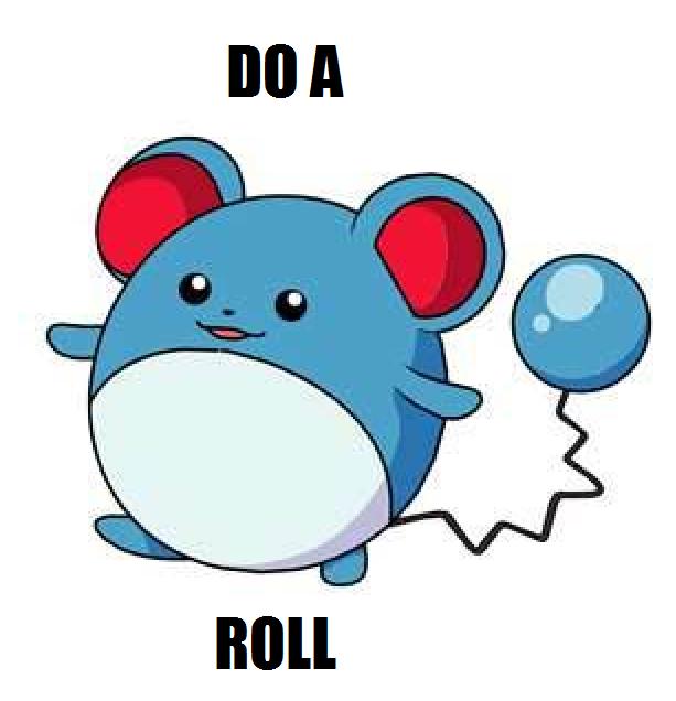 Marill Roll