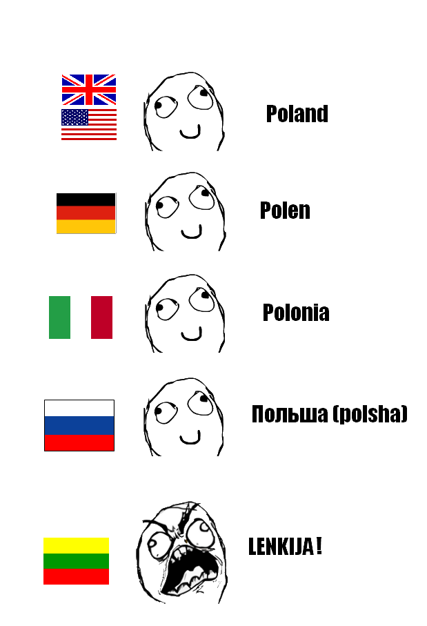 proud to be Lithuanian