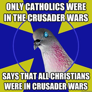 Anti-Religion Pigeon