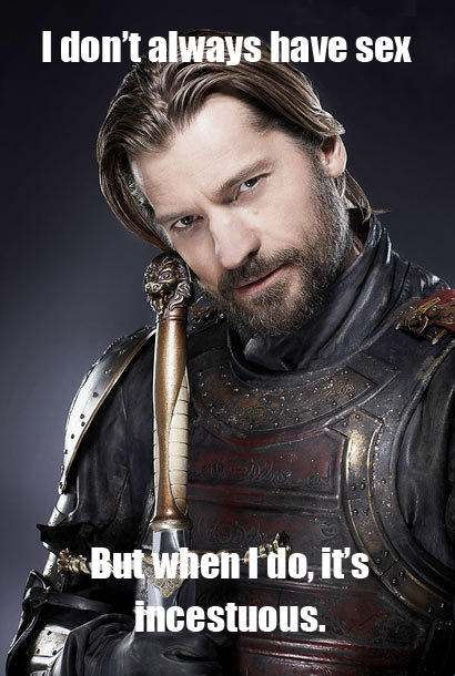 The Most Interesting Lannister In the World