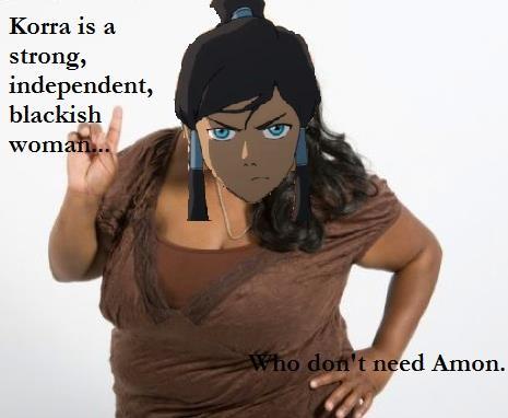 Independent Korra