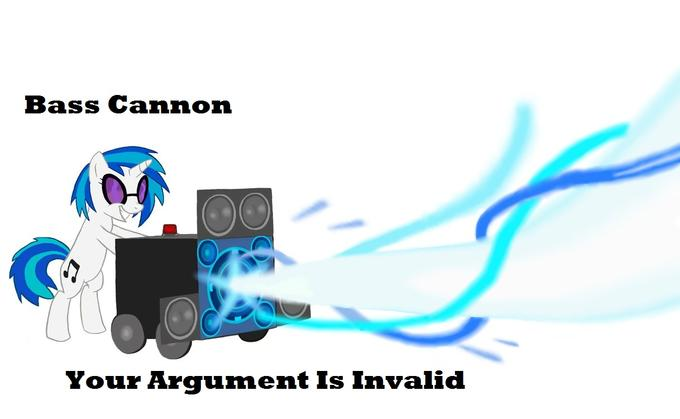 Bass Cannon Argument Is Invalid