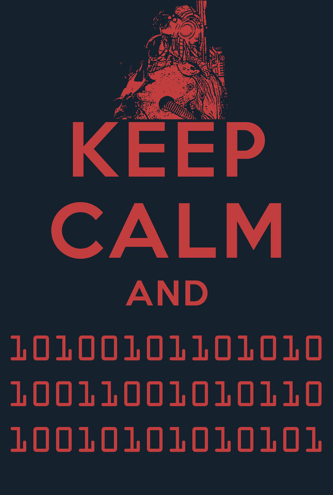 Keep Calm, Legion