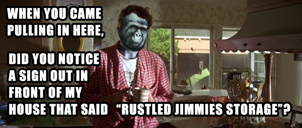 Rustled Jimmies Storage