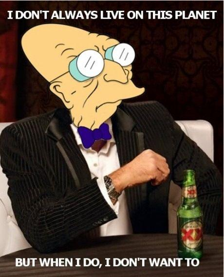 The Most Interesting Farnsworth