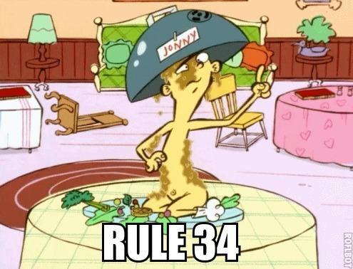 """Ed, Edd n Eddy - """"Rule 34"""""""