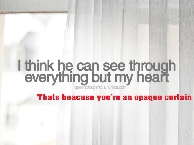 opaque opaque opaque