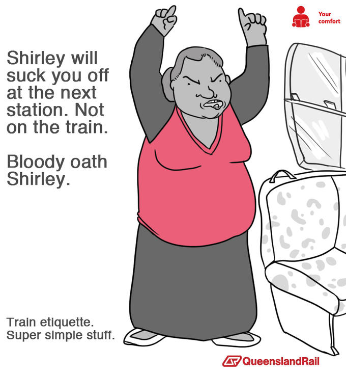 Queensland Rail - Shirley