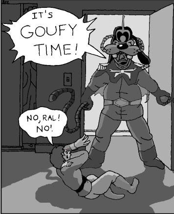 Mobile Suit Gundam - It's Goufy Time!