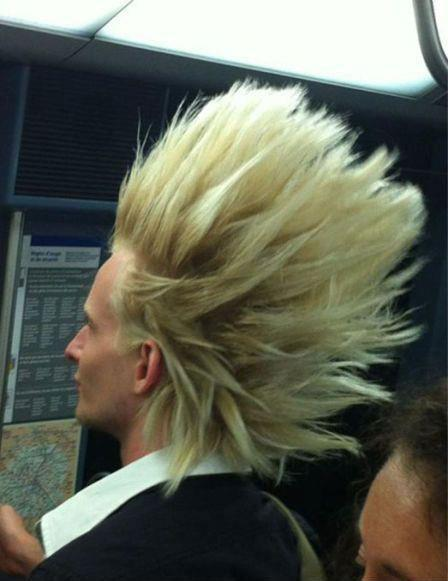 Super Saiyan in Real Life