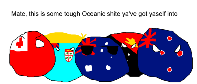 Tough Oceanic Shit