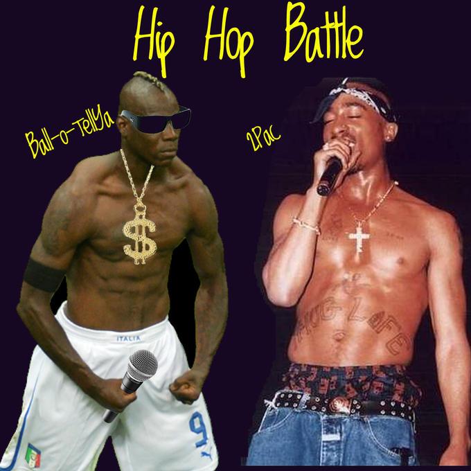 HipHop Battle with Ball-O-TellYa