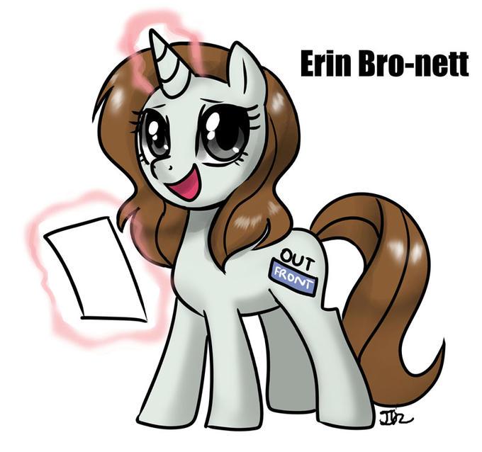 Erin Bro-nett