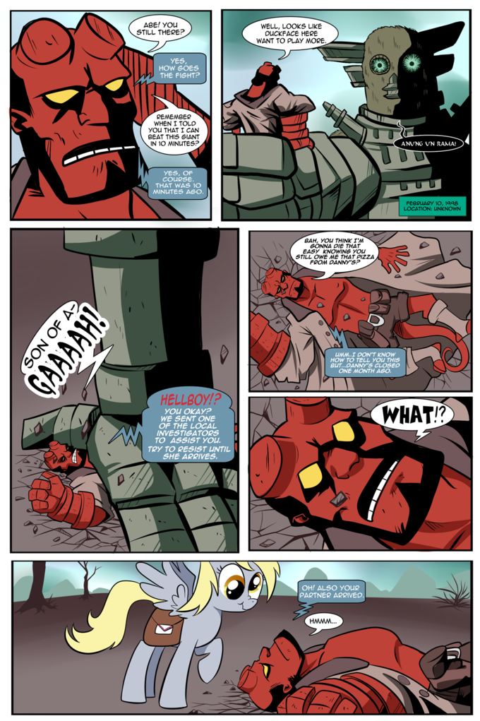 team-up derpy hellboy 01