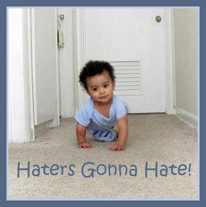 Haters Gonna Baby Hate