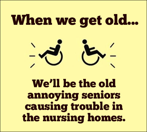 When We Get Old