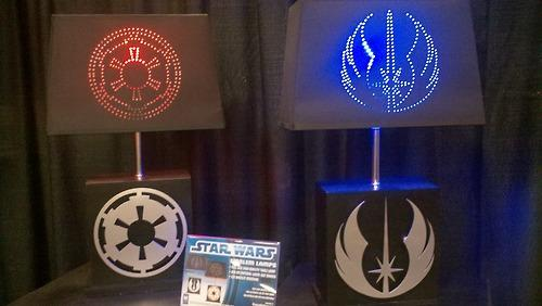 http://lightsway.tumblr.com/post/27107257362/star-wars-lamps-at-comicon-i-want-one