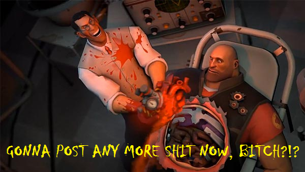 The Medic Hates Your Posts