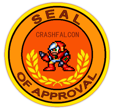 My seal of approval.