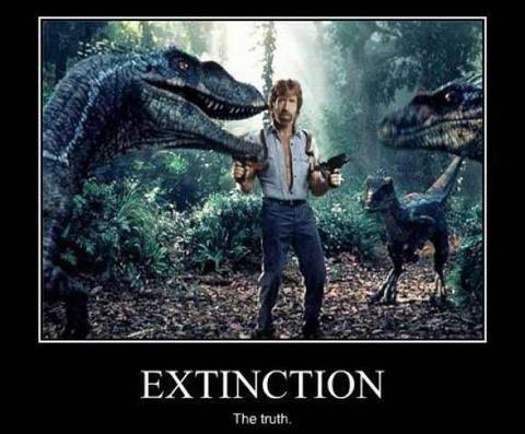 Extinction Fact
