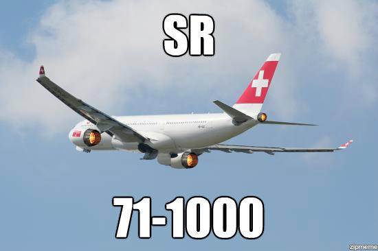 SR-71-1000 Speedbird