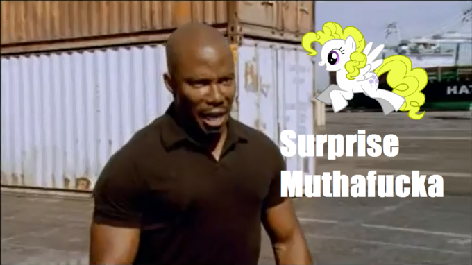 Surprise Pony Muthafucka