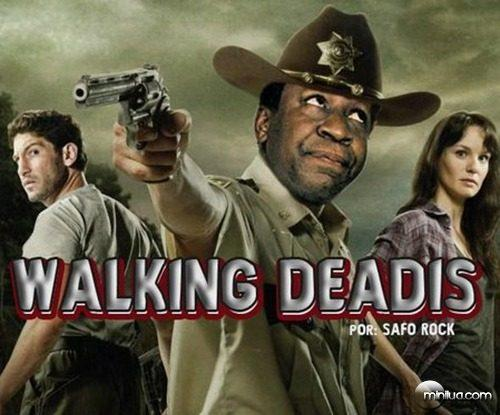 Walking Deadis