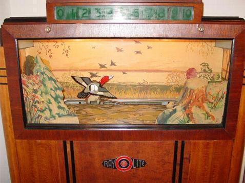 oldest known duck hunt