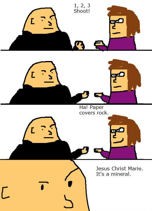 Jesus Christ Marie