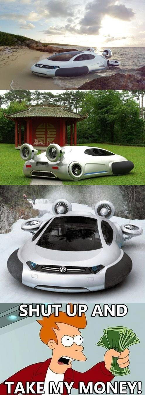 Volkswagen Aqua Vehicle