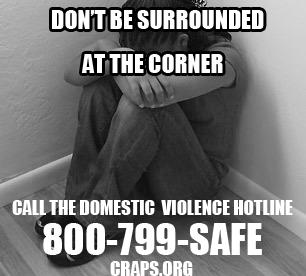 Domestic abuse CRAPS