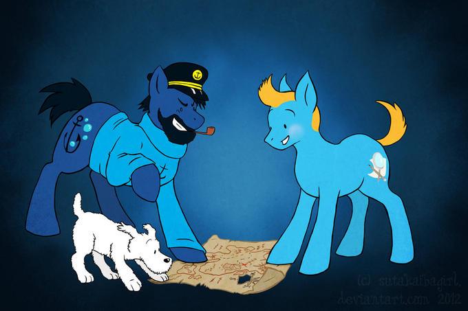 The Secret of the Pony