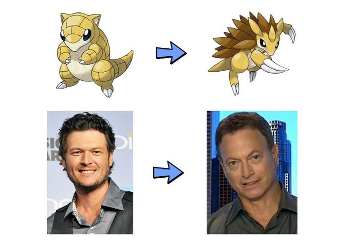 20+ Hilarious Celebrity Pokemon Evolutions That Make Too ...