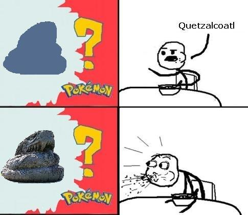 Who's That Pokémon? Quetzalcoatl