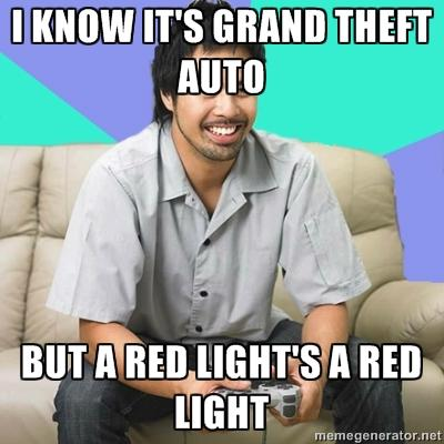 GTA Red Light