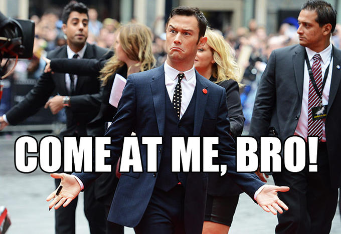 Joseph Gordon-Levitt - Come At Me Bro