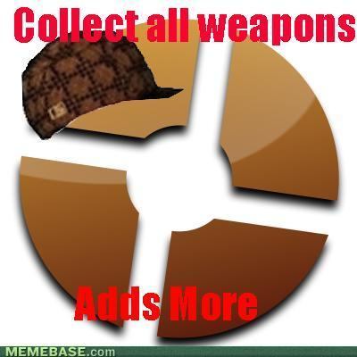 Scumbag Team Fortress (Valve?)