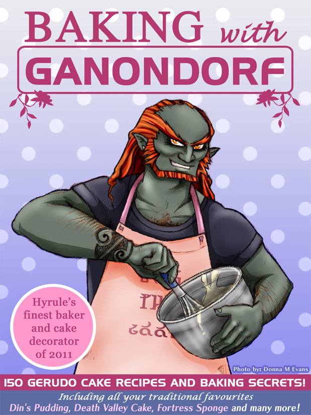 Baking with Ganondorf