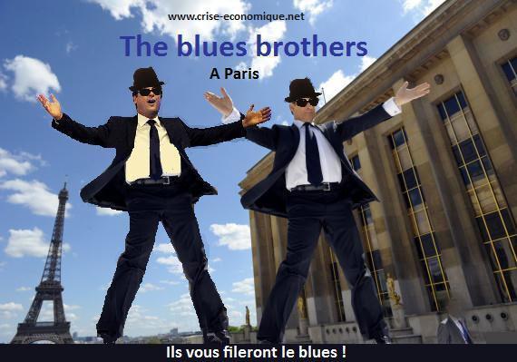 Trollcadero - The Blues Brothers