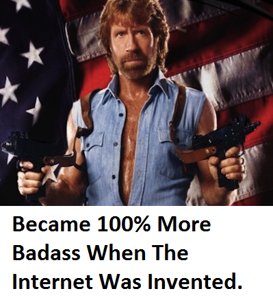 100% More Badass