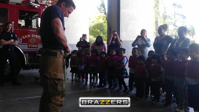 Fireman Brazzers